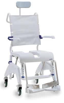 Invacare Aquatec Ocean VIP and Soft Seat