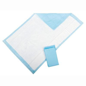 Medline Protection Plus Disposable Underpads (600 QTY) - Express Hospital Beds