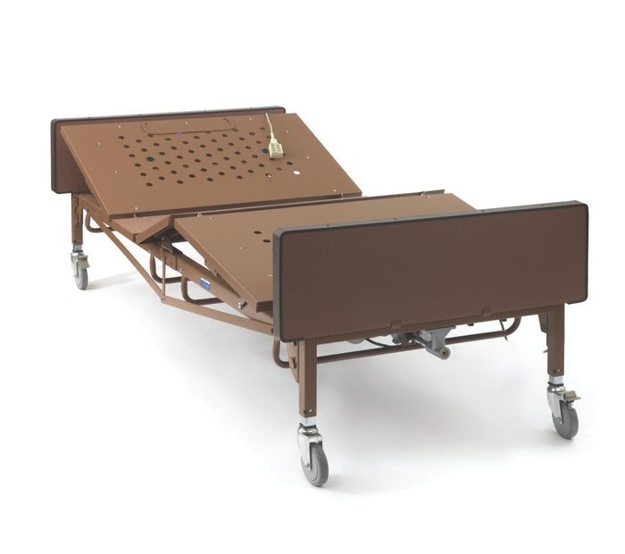 Medline Bariatric Hospital Bed Set