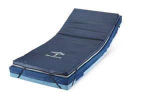 Medline Standard Gel Foam Mattress Overlay