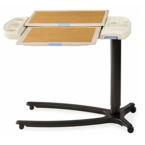 Hill-Rom Art of Care Overbed Dual Tray Table