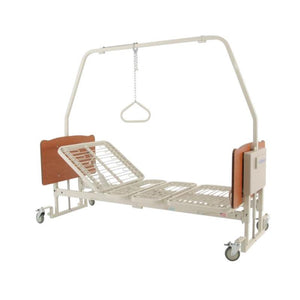 Med-Mizer AllCare Low Hospital Bed Set