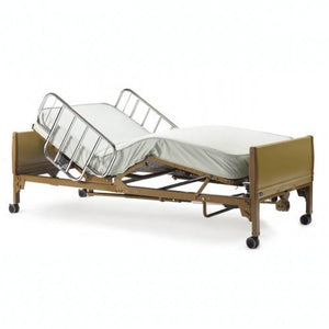 Invacare Full Electric Hospital Bed Set - Express Hospital Beds