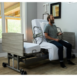 Med-Mizer ActiveCare SafeTurn Hospital Bed Set