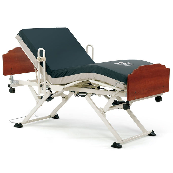 Invacare Carroll CS3 Hi-Low Hospital Bed Set