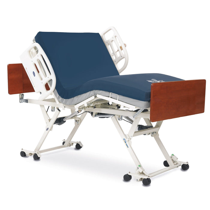 Invacare Carroll CS9 FX600 Hi-Low Hospital Bed Set