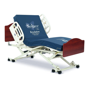 Invacare Carroll CS7 Hi-Low Hospital Bed Set