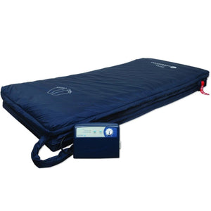 Meridian SatinAir Alternating Pressure Mattress w/ Foam Base