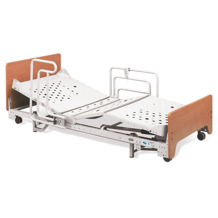 Invacare SC900 DLX Low Hospital Bed Set