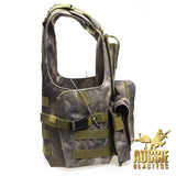TACTICAL VESTS - FG CAMO