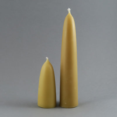 Yorkshire Beeswax Stubby Candles