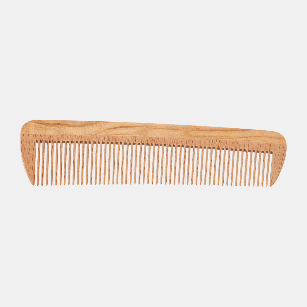 Beech & Olive Wood Pocket Comb