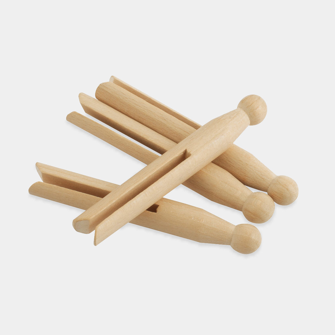 Wooden Dolly / Storm Pegs