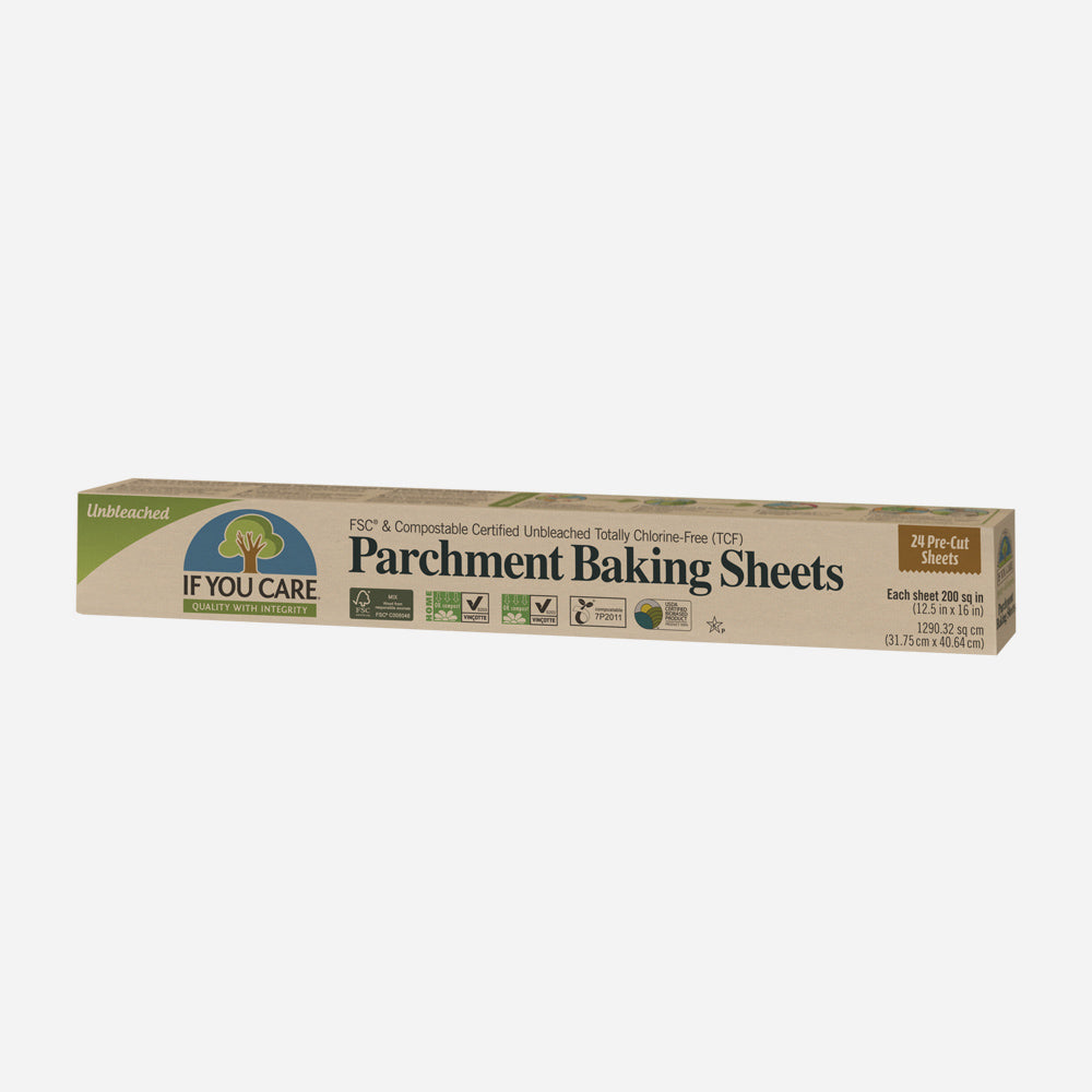Unbleached FSC Baking Parchment Sheets / Roll