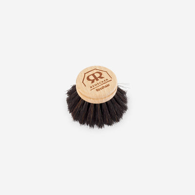 Wood Dish Brush Refill Head