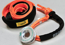 Load image into Gallery viewer, Winch Accessory kit: Snatch Ring+Tree Trunk Protector +Soft Shackle, George 4x4 4WD recovery OFF ROAD