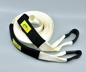 Recovery Kit of Snatch Strap +2*Soft Shackles +A Free Medium Bag 4x4 4WD