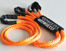 Load image into Gallery viewer, Bridle ( equalizer) Rope 11mm*10000kg+ Soft shackle Recovery Kit, 4x4 Off Road 4WD