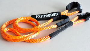 Bridle Rope(equaliser)11mm*10000kg*5m, 4WD recovery Gear 4x4 essential