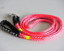 Load image into Gallery viewer, Customized Dog Leash, Brisbane Handcrafted, with Quick Release Snap Shackle