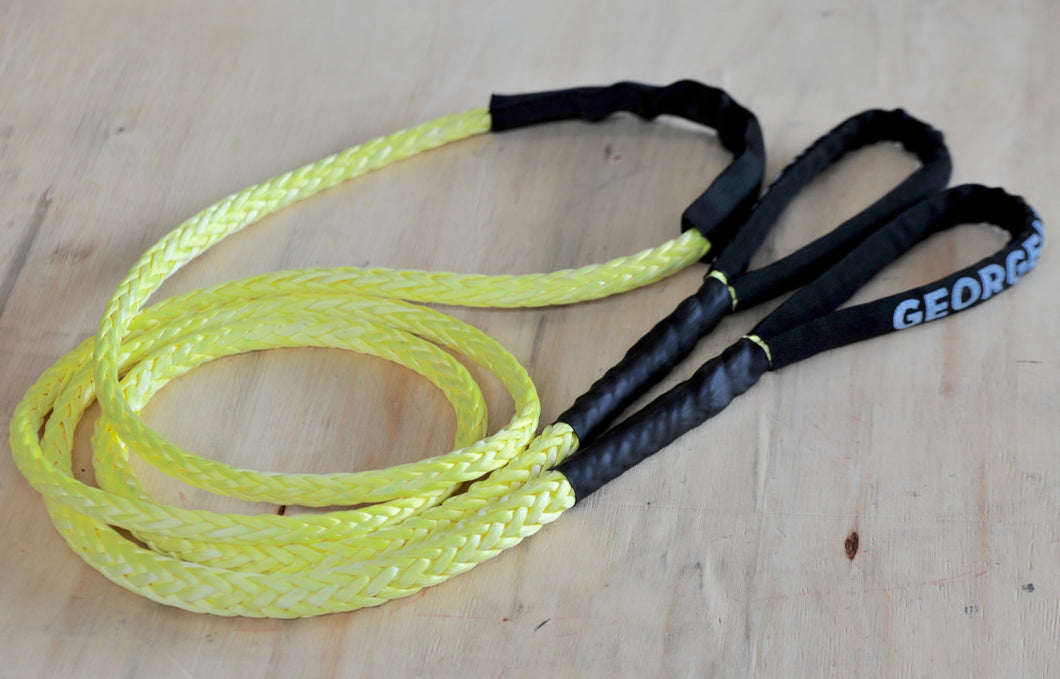 Bridle Rope(Equaliser) 10mm*9200kg, 4WD Recovery Gear, 4x4 Accessories, Made in Australia