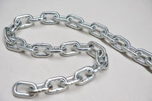 Load image into Gallery viewer, Rigging Chain 10mm Bright Galvanised