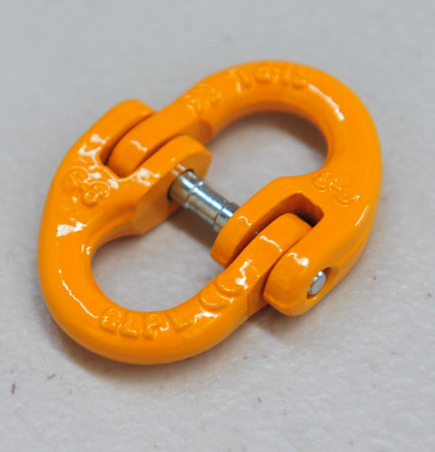 HammerLock 6mm 1.12T Grade 80 Chain Connector Connecting Link Lifting and Towing purpose