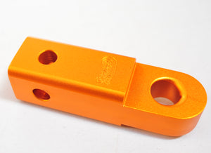 Soft Shackle Hitch Orange 50*50*170mm, Aluminium Alloy Machined