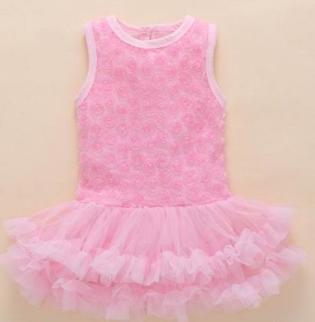 c9b90d94334d ... New Born Baby Girls Infant Dress clothes Summer Kids Party Birthday  Outfits 1-2years Shoes Set ...