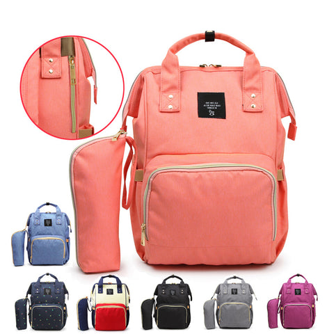 Multifunctinal  diaper bag / backpack