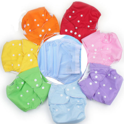 Diaper Inserts cloth washable cotton