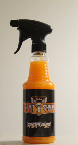 Spray Wax 16 oz