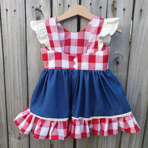 Charlotte Country Dress