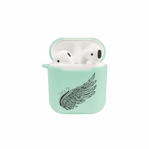 Soft TPU Airpod Protective Case - LETS FLY