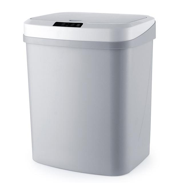 Smart Sensor Trash Bin
