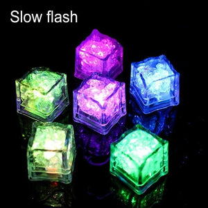 Water Activated LED Ice Cubes