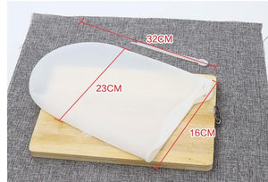 #1 Silicone Kneading Dough Bag