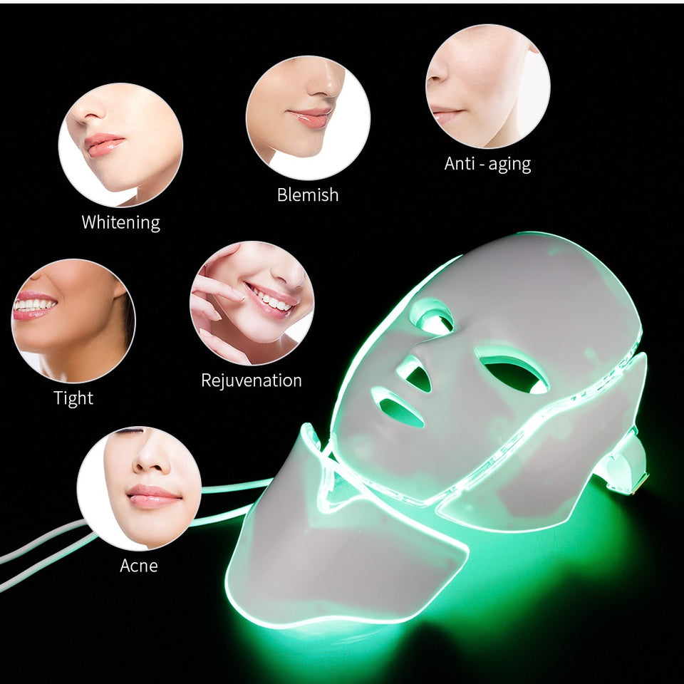 Light Therapy Beauty Mask