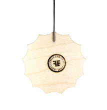 Mandala – Rescentable Wood Car Air Freshener