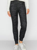 Fuzzy Feel Good Sweatpants (Charcoal)