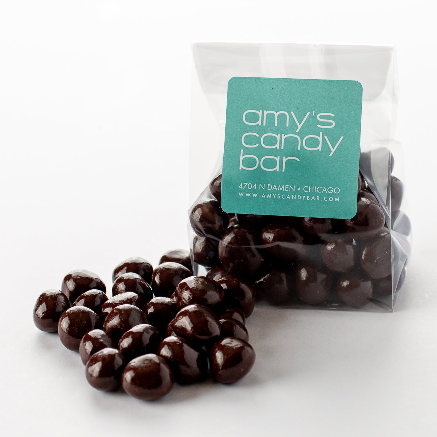 Dark Chocolate Blueberries Amy's Candy Bar Chicago