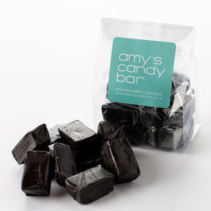 Licorice Caramel Amy's Candy Bar Chicago