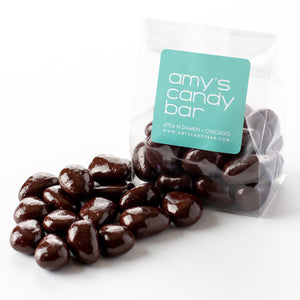 Dark Chocolate Marzipan Amy's Candy Bar Chicago