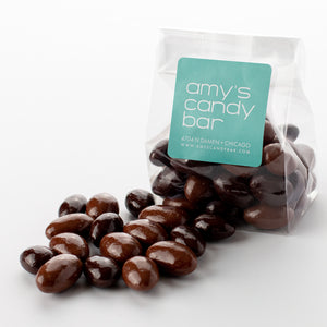 Milk and Dark Chocolate Almonds Amy's Candy Bar Chicago