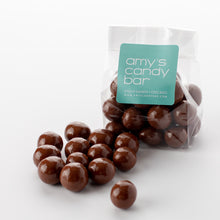Load image into Gallery viewer, Milk or Dark Malted Milk Balls Amy's Candy Bar Chicago