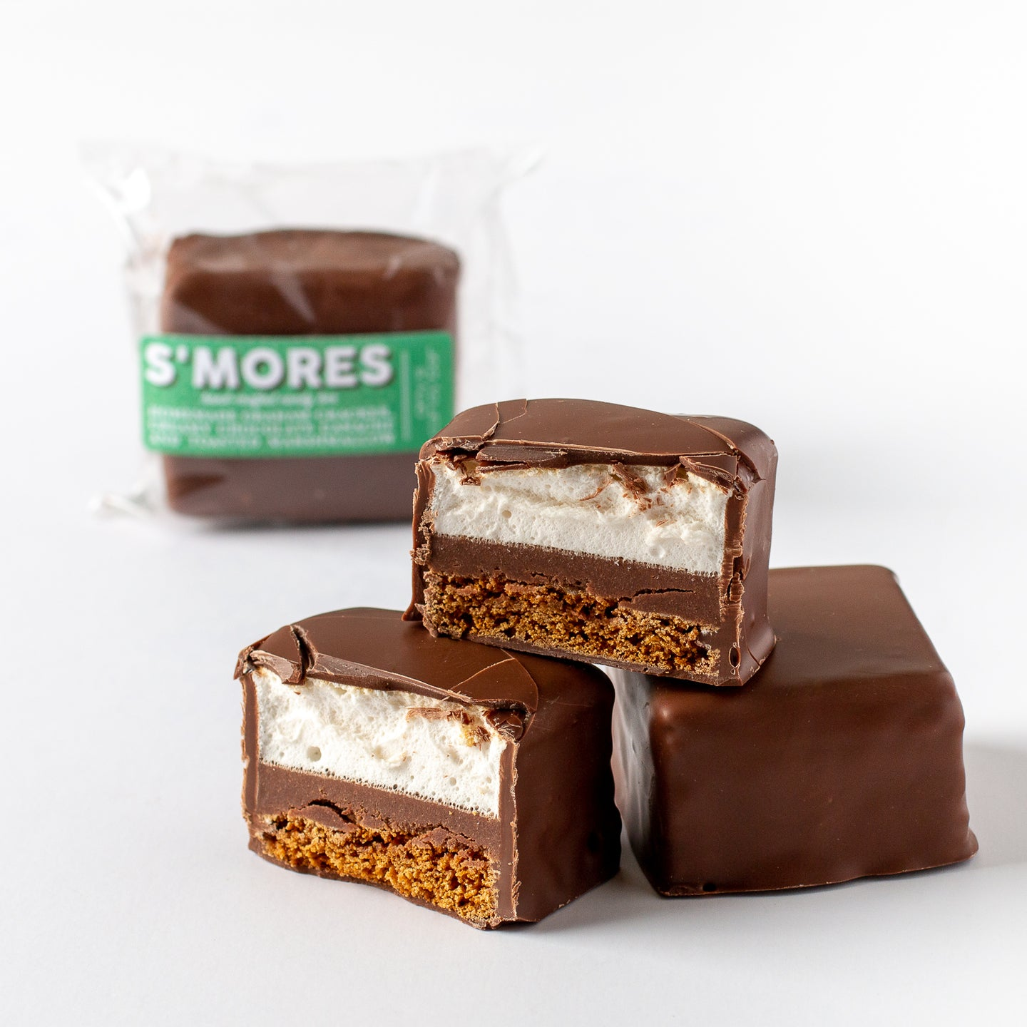 S'MORES Candy Bar Amy's Candy Bar Chicago