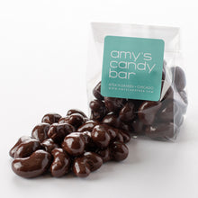 Load image into Gallery viewer, Dark Chocolate Sea Salt Cashews Amy's Candy Bar Chicago