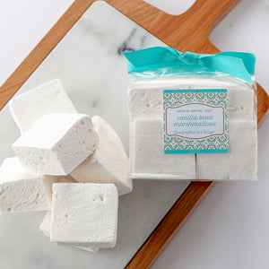 Vanilla Bean Marshmallows Amy's Candy Bar Chicago