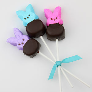 Belgian Chocolate Dipped Peeps