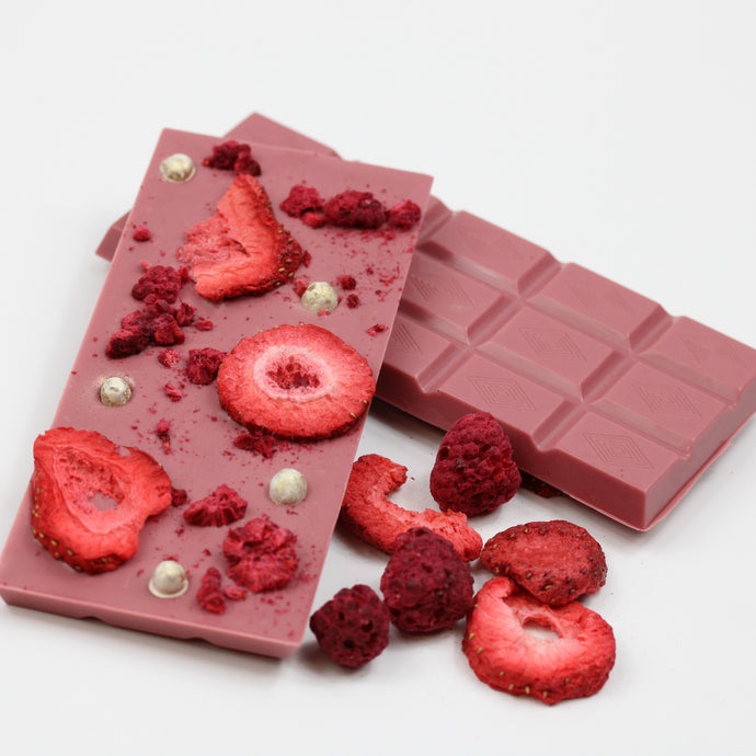 Ruby Chocolate Bar